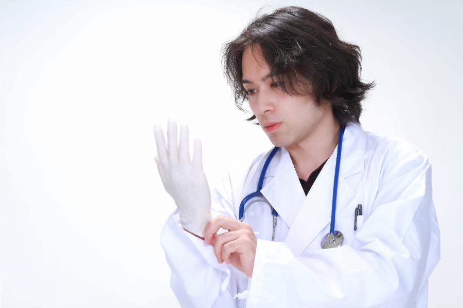 医者はイケメンが多い?