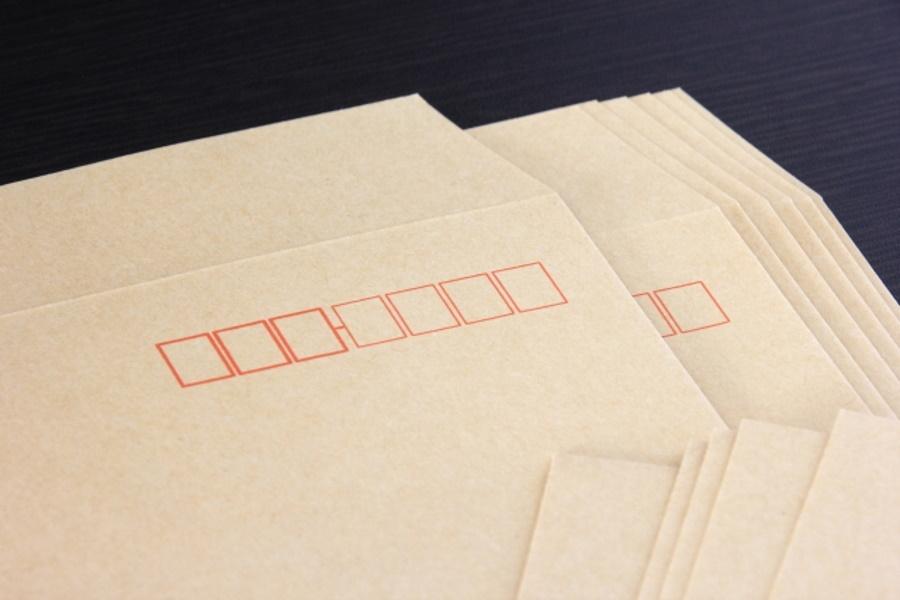 宛名の書き方/便箋の折り方とは?